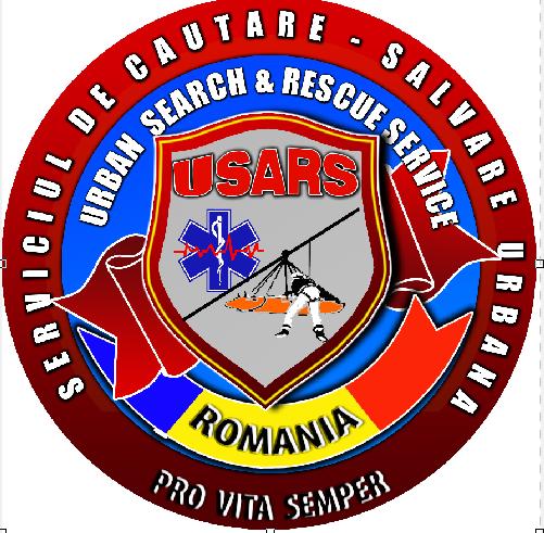 Logo USARS Romania